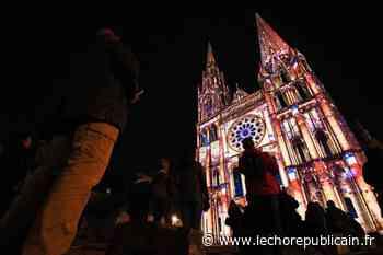 Protocole sanitaire, nouveautés... Ce qu'il faut savoir sur Chartres en lumières qui débute samedi - Echo Républicain