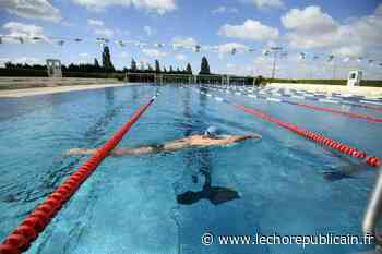 Les premières longueurs pour les nageurs à la piscine de Chartres - Echo Républicain