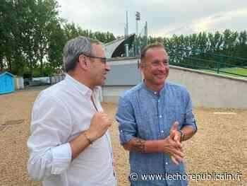 Le C'Chartres Football et Jean-Pierre Papin retrouvent le terrain - Echo Républicain