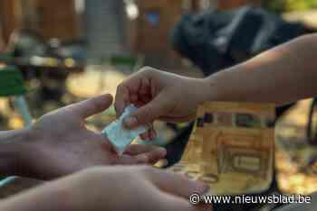 Drugsbende maakt half miljoen euro winst