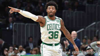 Marcus Smart warns young NBA players to take COVID-19 seriously