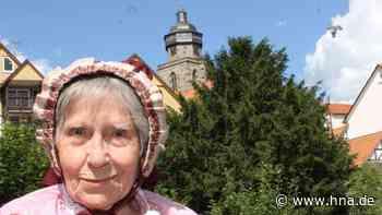 Elisabeth Kaufmann war Jahrzehnte lang Stadtführerin in Homberg - HNA.de