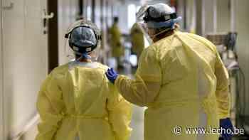Coronavirus en Belgique: le nombre de contaminations stagne - L'Echo