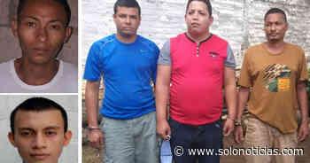 Seis pandilleros capturados por Homicidio en Atiquizaya - Solo Noticias