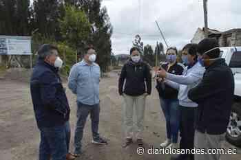 Municipios de Riobamba y Guano trabajan en una nueva ciclovía - Diario Los Andes