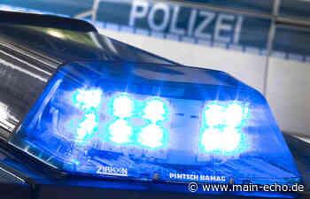 Auto rutscht bei Niedernberg in Bankette und überschlägt sich - Main-Echo