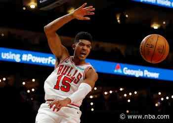 Bulls 2019-2020 Season Recap: Chandler Hutchison