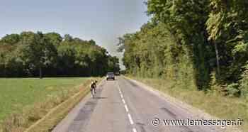 Bons-en-Chablais : un motard blessé dans un accident de la route - Le Messager