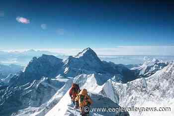 Morning Start: There are over 200 bodies on Mount Everest - Sicamous Eagle Valley News