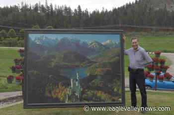 84-year-old Okanagan resident finishes 12000-piece puzzle - Sicamous Eagle Valley News
