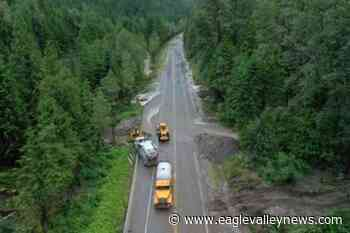 Revelstoke community helps those stranded during 30 hour Highway 1 closure - Sicamous Eagle Valley News