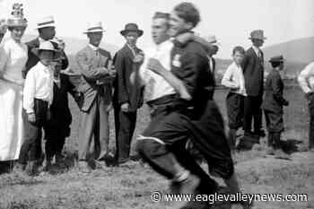 Shuswap history in pictures: Three-legged race – Sicamous Eagle Valley News - Sicamous Eagle Valley News