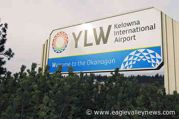 Kelowna International Airport implements further safety measures amid COVID-19 - Sicamous Eagle Valley News