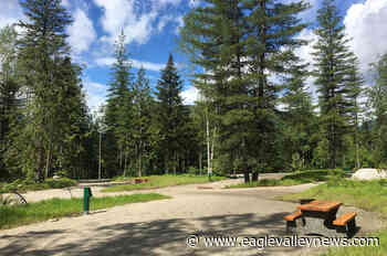 New Mount Revelstoke National Park campground opening July 15 - Sicamous Eagle Valley News