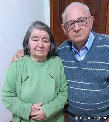Casal de Orleans comemora 66 anos de matrimônio - Notisul