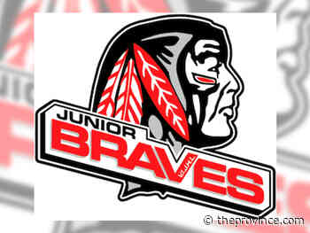 Saanich Braves junior hockey team changing its name