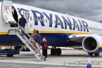 Virgin and Love Holidays join Ryanair as the worst travel companies for Brits - The Sun