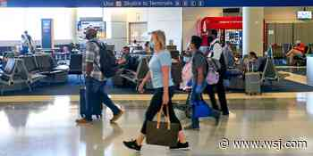 The U.S. Airport That's Buzzing as Covid Shuts Down World Travel - The Wall Street Journal