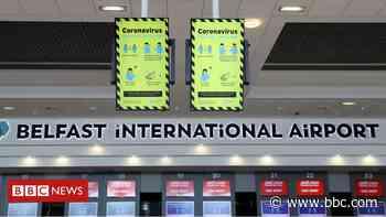 Coronavirus travel: GB travellers pose 'greatest Covid risk' to NI - BBC News