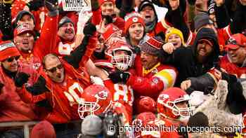 """Chiefs announce reduced-capacity seating for at least the """"first few games"""" of 2020"""