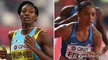 Inspiration Games: Allyson Felix and Shaunae Miller-Uibo meet in hi-tech event