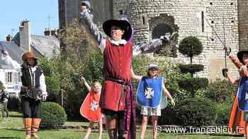 animations du château de Meung-sur-Loire - France Bleu