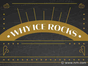 Why ice rocks