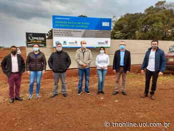 Prefeitura de Ivaiporã dá início as obras da UBS do Jacutinga - TNOnline - TNOnline