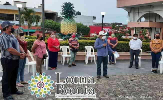 Por Covid-19, alistan nuevo panteón en Loma Bonita; suman 22 muertos en 5 días - El Universal