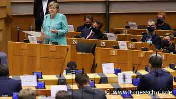 Kommentar zu Merkels Rede: Klare Kante, klare Worte
