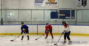 Minor hockey is back in South Delta - Delta-Optimist