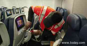 What Delta is doing to keep air passengers safe from coronavirus - Today.com