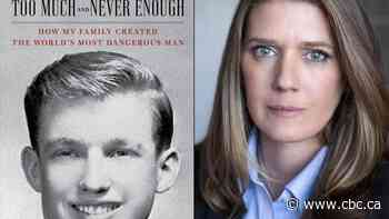 Mary Trump offers scathing portrait of president in new book