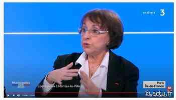 Mantes-la-Ville. Samy Damergy, le candidat qui ne voulait pas passer à la télé - actu.fr