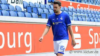 Matthias Rahn: Das Kapitel MSV Duisburg ist schon wieder zu Ende - kicker - kicker