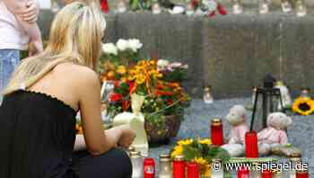Duisburg: Loveparade-Gedenkstätte wiederholt verwüstet - DER SPIEGEL