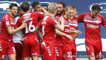 Boro win at Millwall to boost survival hopes