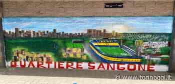 A Nichelino il quartiere Sangone-Crociera si veste di nuovi colori - TorinOggi.it