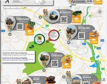 NICHELINO - Presentata la guida del parco di Stupinigi: la prima in assoluto - TorinoSud