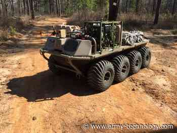 Multi-Utility Tactical Transport (MUTT) UGV, United States of America - Army Technology