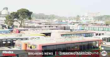 Extortion in transport sector begins again - Dhaka Tribune
