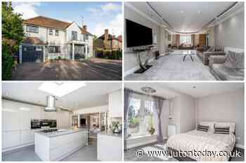 Take a look inside this luxurious 6 bed home in Luton - on the market for close to £1m - Luton Today