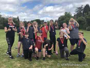 Nutley class organises its own Olympics - Uckfield News