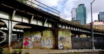 Graffiti Is Back in Virus-Worn New York