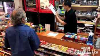 Cote Saint-Luc enforces mask bylaw   Watch News Videos Online - Globalnews.ca