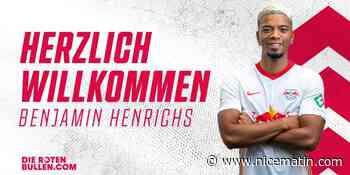 Le défenseur de l'AS Monaco Benjamin Henrichs prêté au RB Leipzig