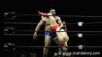 Keith Lee Previews Winner Take All Match At NXT Great American Bash