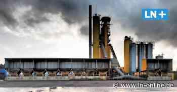 Asphaltmischwerk Wahlstedt: Jetzt befasst sich auch das Land damit - Lübecker Nachrichten