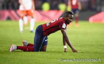 Lenny Nangis se relève... et devrait filer en Belgique - France Football