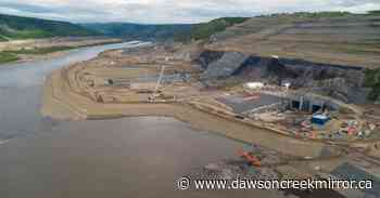 Site C workforce grew by 229 in May - Dawson Creek Mirror